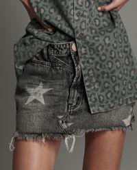 Spódnica jeansowa Camden Star