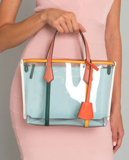 Transparentní kabelka Perry