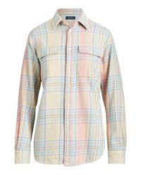 Košile s třásněmi