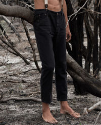 Czarne jeansy Mr Classics