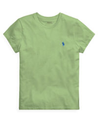 Zielony t-shirt z logo