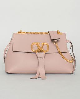 Różowa torebka VRing