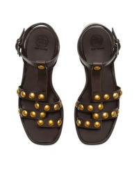 Skórzane sandały Blythe