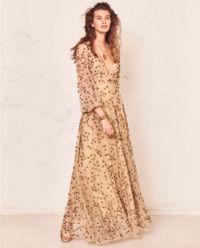 Týlové šaty s flitry
