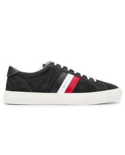 Zamszowe sneakersy New Monaco