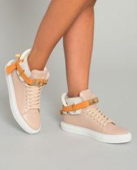 Růžové sneakersy 100MM