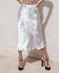 Sametová sukně Scarlett
