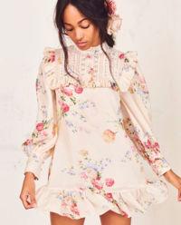 Mini šaty Saffron
