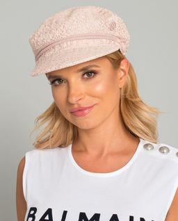 Różowa czapka New Abby