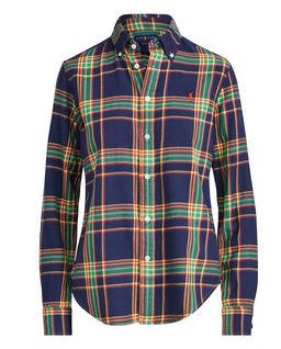 Bavlněná kostkovaná košile
