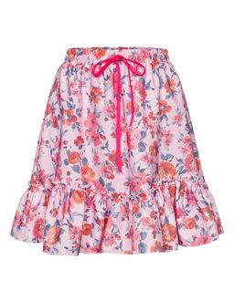 Spódnica w kwiaty Prince