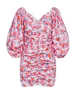 Sukienka mini w kwiaty Endless
