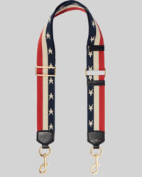 Popruh ke kabelce Stars and Stripes