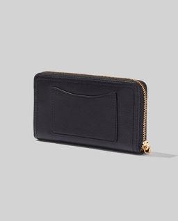Czarny portfel Softshot Continental