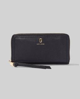 Černá peněženka Softshot