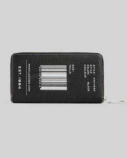 Kožená peněženka s logem