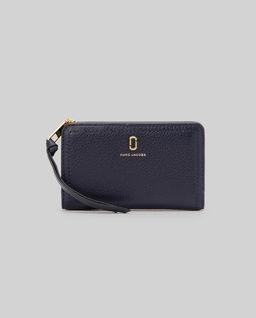 Tmavomodrá peněženka Softshot