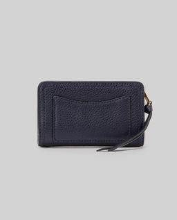 Granatowy portfel Softshot Compact