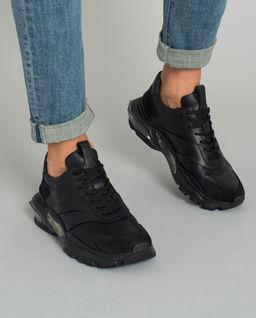 Czarne sneakersy Bounce