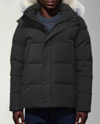 Czarna kurtka Wyndham