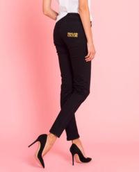 Spodnie jeansowe z logo