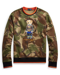 Bluza moro Polo Bear