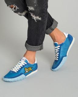 Niebieskie sneakersy Move