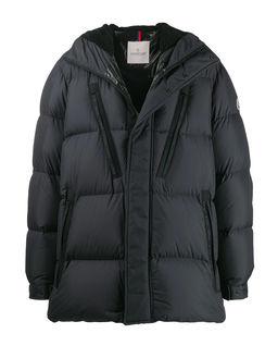 Pikowana kurtka oversize
