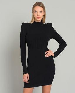 Sukienka mini z guzikami