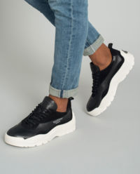 Czarne sneakersy Gumboy