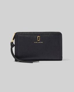 Černá peněženka Softshot Compact
