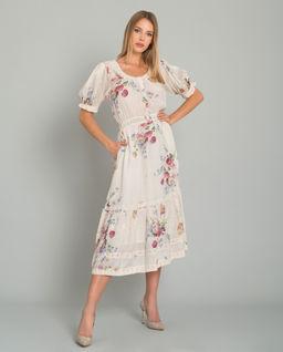 Sukienka z jedwabiu Wendy