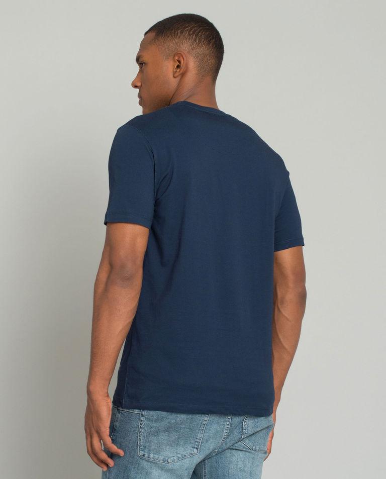 T-shirt z aplikacją drapieżnika