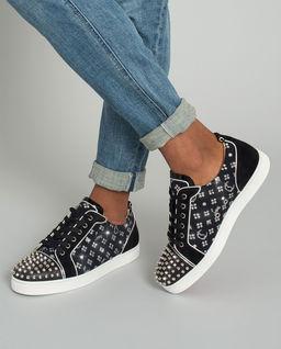 Sneakersy z weluru Louis Junior