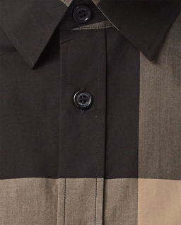 Bawełniana koszula w kratę