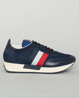 Granatowe sneakersy Horace