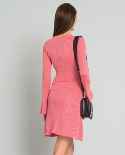 Sukienka prążkowana Tentoni