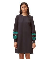 Černé šaty Ponte