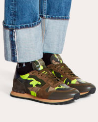 Sneakersy Camouflage Rockrunner