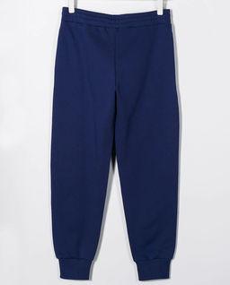 Granatowe spodnie dresowe 4-12 lat
