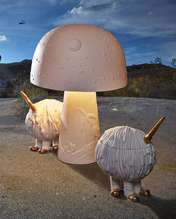 Świeca zapachowa Mojave Unicorn