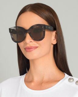 Okulary Havana