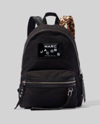 Czarny plecak The Rock