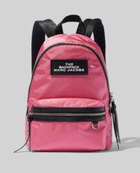 Růžový batoh Medium