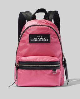 Różowy plecak Medium