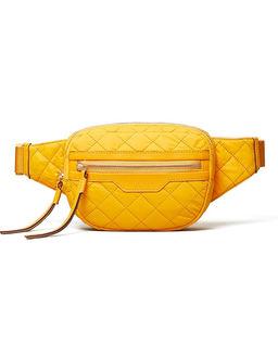 Žlutá kabelka kolem pasu Perry