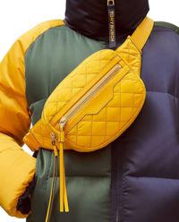 Żółta torba na pas Perry