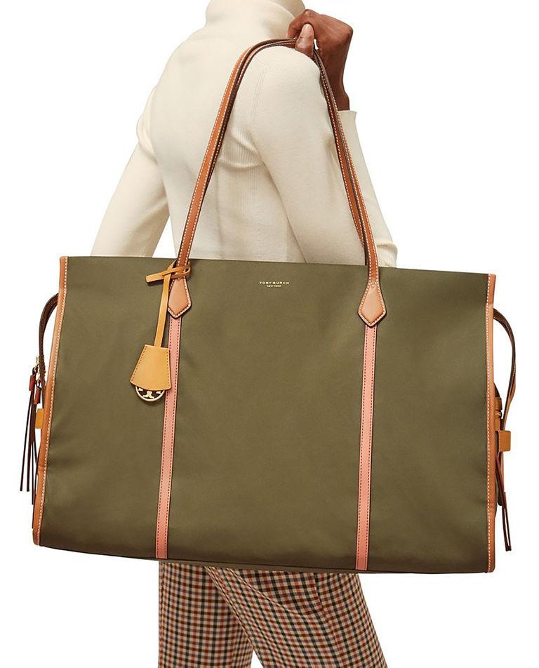 Zielona torba Perry