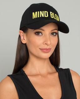 Czarna czapka Mind Blow