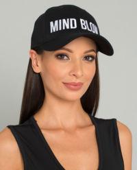 Černá čepice Mind Blow